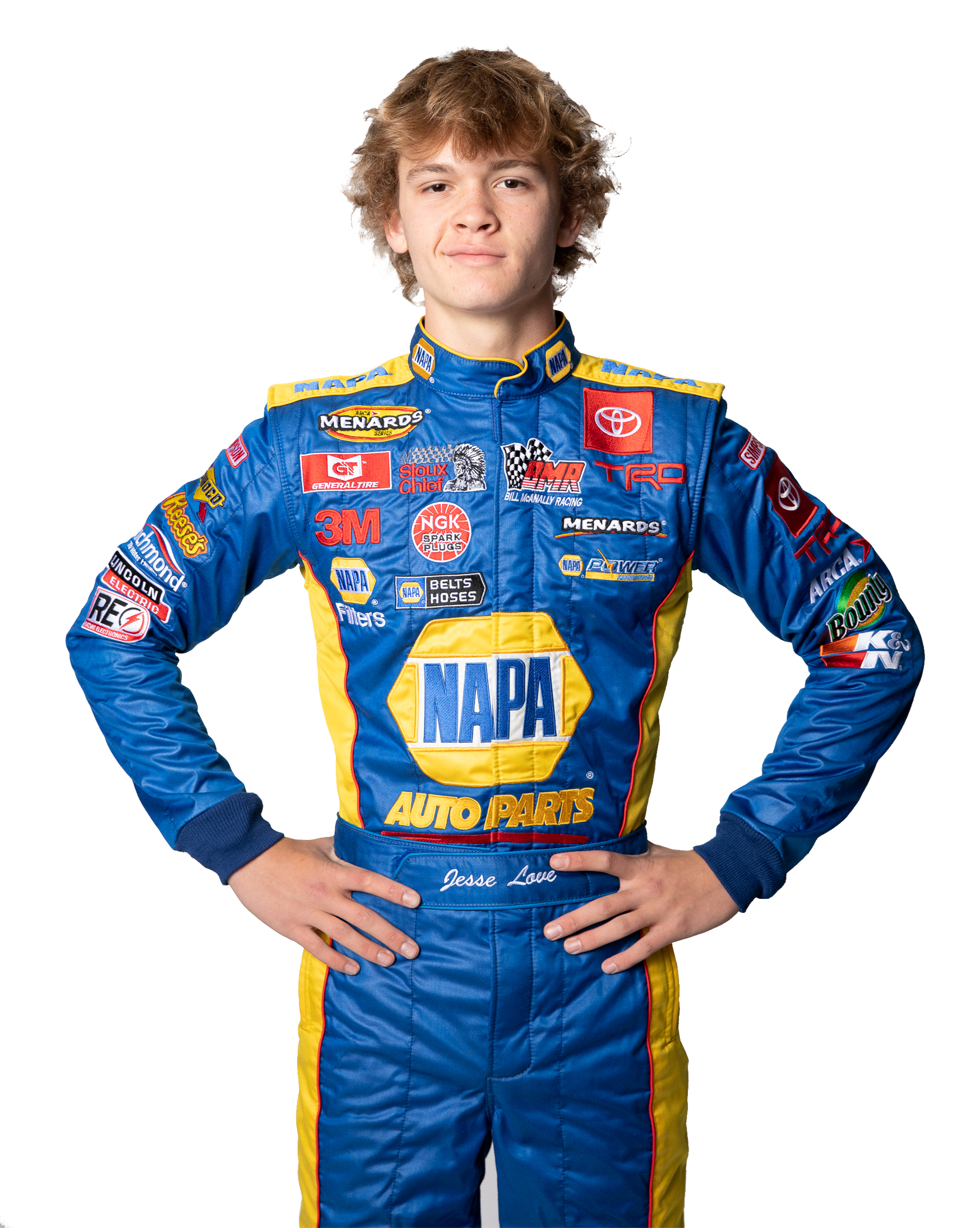 Jesse from Hero Card