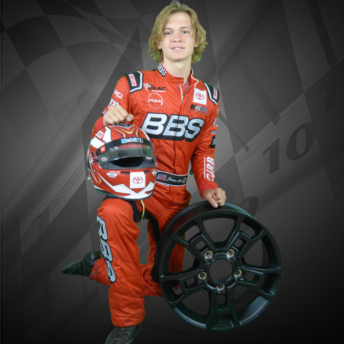 jesse open wheel with wheel
